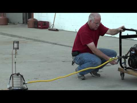 Pt.1 Gasoline Fuel Saver Vapor Carburetor - Gasoline Drip Carburetor System TEST 9-11-2011