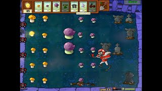 Plants versus Zombies - level 02-06