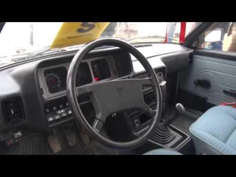 Yıllar Sonra Garajından Çıkan Otomobil Satışa Çıktı