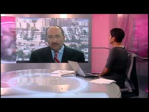 DORE GOLD INTV - PALESTINE UN STATUS - BBC WORLD NEWS