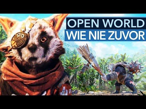 Das mutigste Open-World-Spiel des Jahres ist fast fertig! - Biomutant in unter 10 Minuten