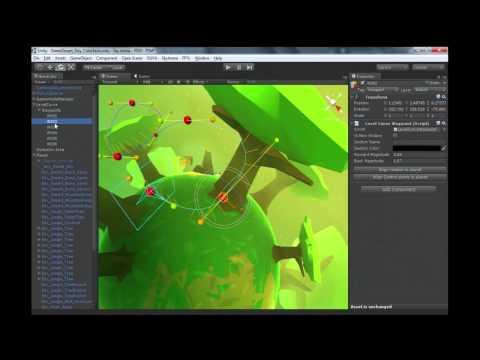 Как сделать редактор персонажей на unity3d