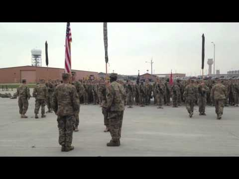 Fort Drum's 1st BCT deploys to Iraq
