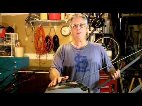 Lawn Mower Repair Scotts Briggs and Stratton 6.0 Self Propelled Problem Part 1 of 4