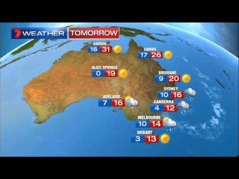 Fuelwatch & Weather Details | Seven News Perth | 17/08/2014