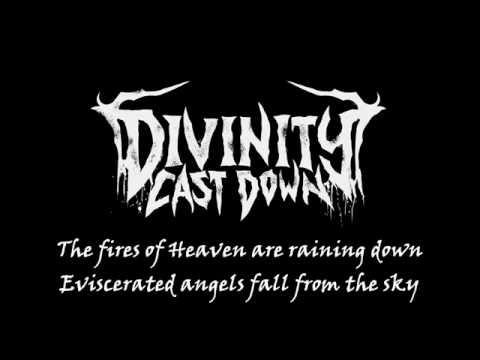 Divinity Cast Down - Lyrics Video