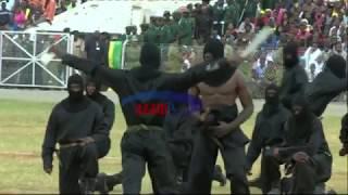 Azam TV - Tazama jinsi makomando walivyonogesha sherehe za uhuru
