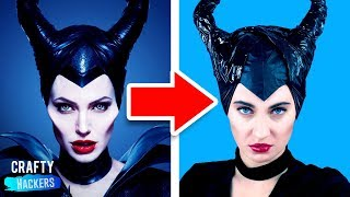 DIY Halloween Costumes FOR CHEAP!
