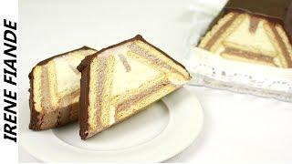 Удивительно вкусный и простой творожный торт без выпечки. Торт творожный домик.