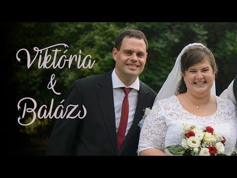 Viktória & Balázs Esküvő klip