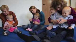 Singen und mehr... Bewegungslieder, Kniereiter und Fingerspiele