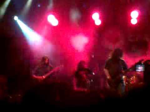 Inner Sanctum - Eye of False - Live at Strawberry Fields, Bangalore