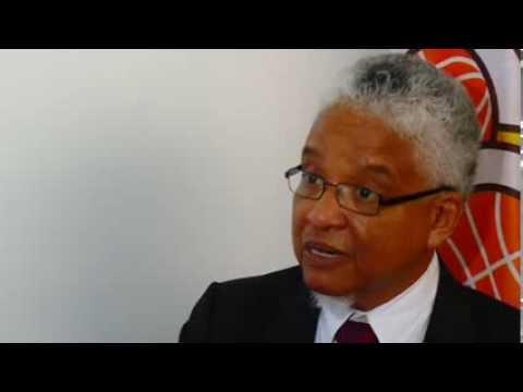 Prof  E  Nigel Harris, Vice Chancellor UWI on education & development in ACP countries