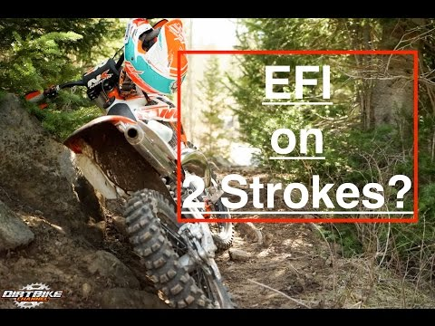 Electronic Fuel Injection on 2 Stroke Dirt Bikes? Part 1 - Episode 139