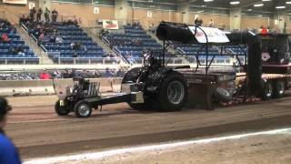 7800 Modified Tractors @ Keystone Nationals 2016