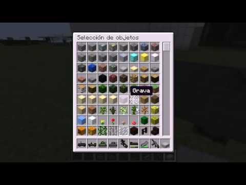 Mi carpeta de minecraft 1.2.5 con mods (armas coches aviones mapa)