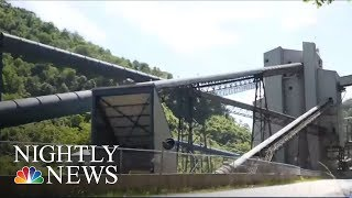 US Coal Industry's Boom Days Are Gone, Miners Acknowledge | NBC Nightly News