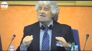 Beppe Grillo @ Strasbourg with EFDD .. Part2 Eng Sub