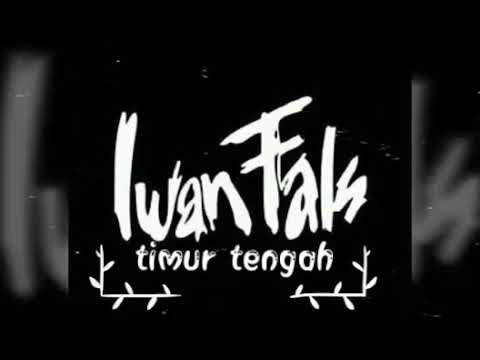 Iwan Fals TIMUR TENGAH 1 (MERAH)
