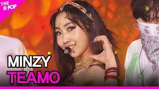 Download MINZY, TEAMO (공민지, TEAMO) [THE SHOW 210713] Mp3/Mp4
