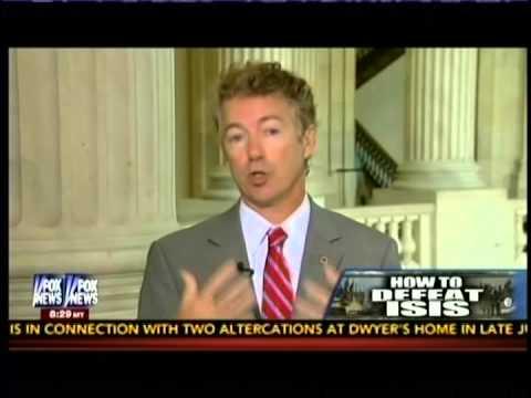 Sen. Rand Paul Appears on Fox's Hannity - September 17, 2014
