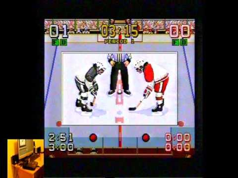 Mario Lemieux Hockey Genesis Lets Play Mario Lemieux Hockey
