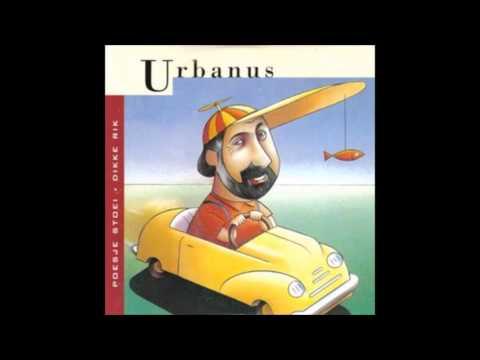 1995 URBANUS poesje stoei