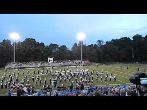 Arab High School Show and Pregame 9/20/2013