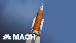 Space Launches : Who's Getting Off The Planet These Days And Why? | Mach | NBC News