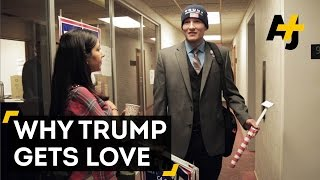 Why Trump Supporters Love Him So Very Much | Direct From With Dena Takruri - AJ+