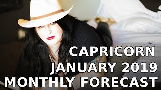 Capricorn January 2019   OMG! This is it!