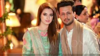 download lagu Atif Aslam With His Wife Sara At Friend Wedding gratis
