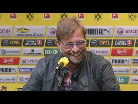 Pressekonferenz: Jürgen Klopp vor dem Heimspiel gegen Hertha BSC | BVB total!