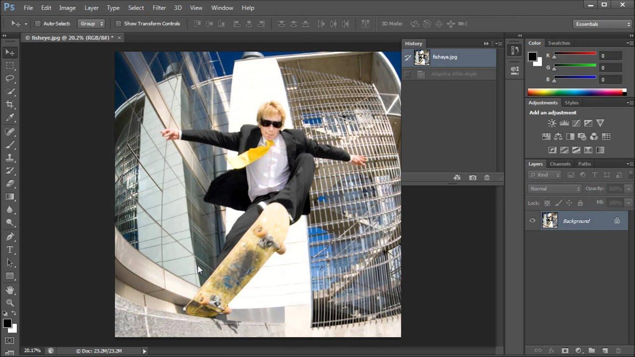 Фотошоп как сделать эффект журнала