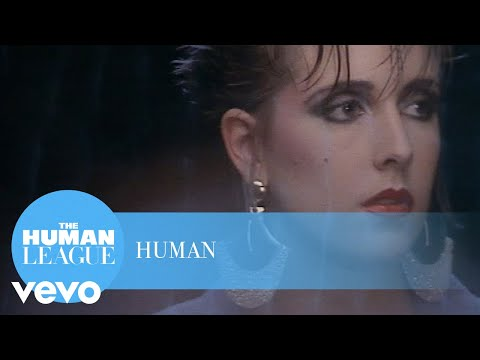 Music video by The Human League performing Human (2003 Digital Remaster).