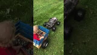 Baby Remote Control Car
