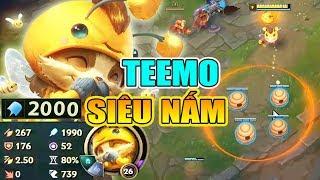 URF KHÔNG BAO GIỜ CHÁN KHI CÓ TEEMO !