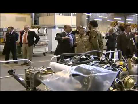Saadi Gaddafi Shopping for Weapons in France