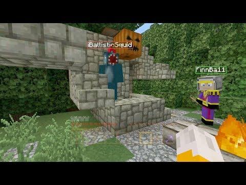 Minecraft Xbox - The Hobbit Adventure Map - Giant Trolls - Part 2