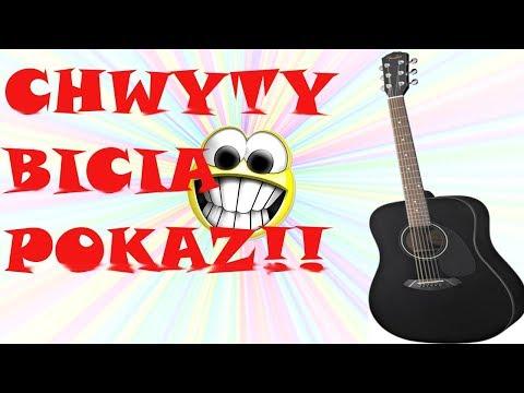 7 Polskich Utworów Na Gitarę  - Proste Piosenki Dla Początkujących !!!