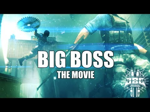 BIG BOSS THE MOVIE by biBa