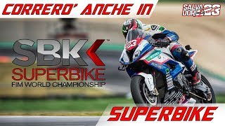 CORRERO' ANCHE IN SUPERBIKE... LIKE A SIR
