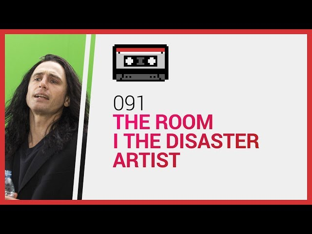 """Zombie vs Zwierz #91 – """"The Room"""" i """"The Disaster Artist"""""""