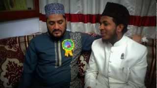 Best reward gave's to syed imran mustafa(junior zulfiqar ali) by zulfiqar ali sahab