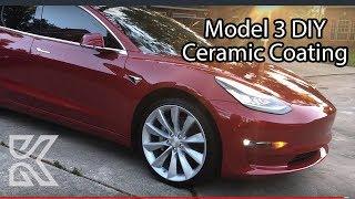 Tesla Model 3 | DIY Ceramic Coating