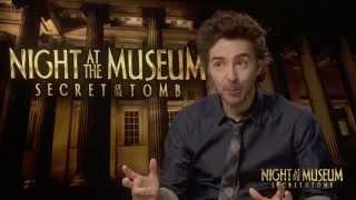 Night At The Museum: Director Shawn Levy On Filming At The British Museum