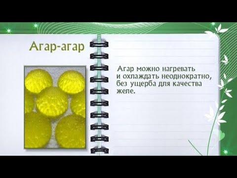 Кулинарная энциклопедия - Агар-агар