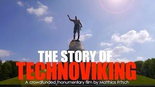 The Story Of Technoviking | Festival Trailer ᴴᴰ