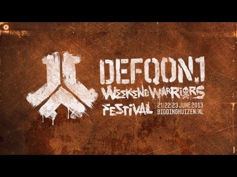 Frontliner - Weekend Warriors (Defqon.1 2013 Anthem) FULL