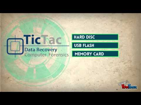 Tic Tac Data Recovery